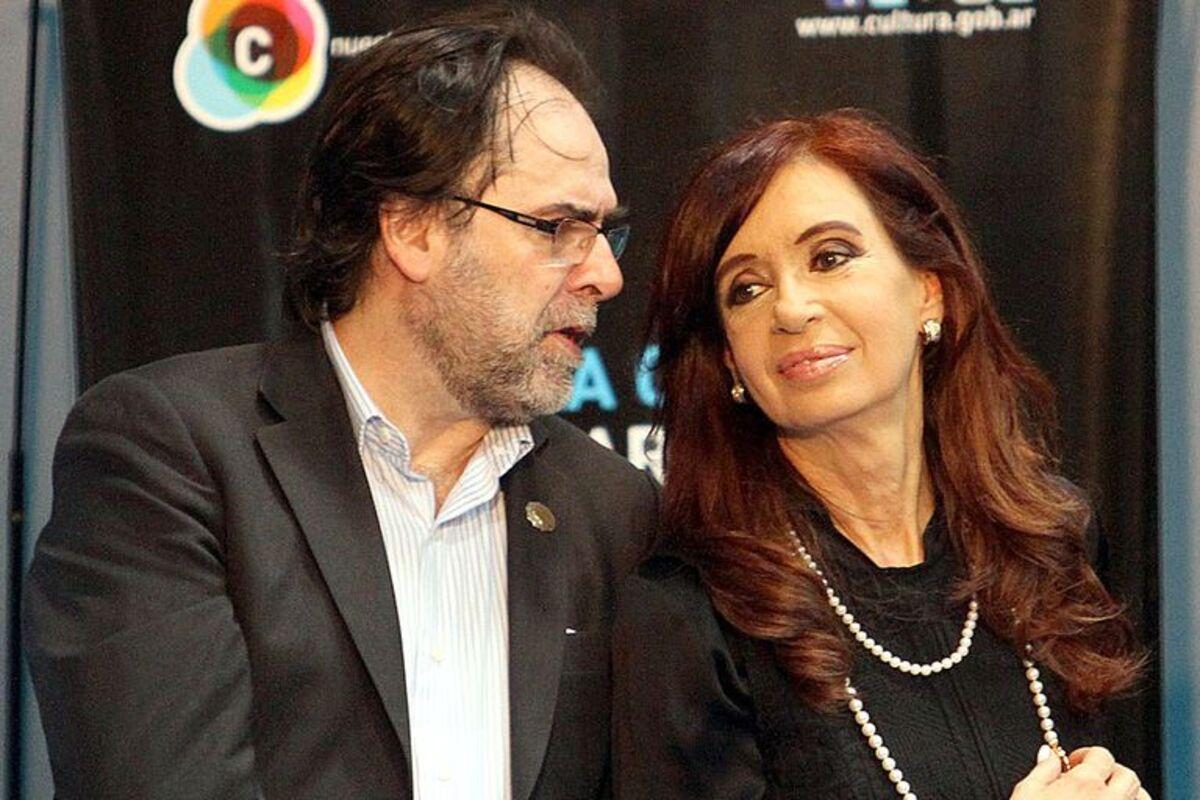 CFK con Coscia